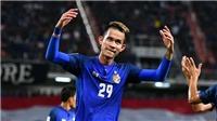 Tiền vệ Thái Lan chỉ ra hai cầu thủ quan trọng nhất của Singapore