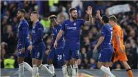 Video clip bàn thắng Chelsea 4-0 PAOK: Giroud lập cú đúp, Chelsea vẫn toàn thắng