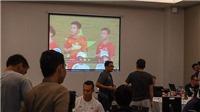Philippines nghiên cứu Việt Nam ngay cả khi đang ăn trưa