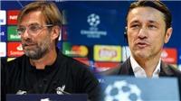 CĐV Liverpool tin Klopp sẽ 'hạ sát' Bayern ở vòng 1/8 Champions League
