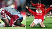 Bayern bức xúc vì UEFA chia sẻ hình ảnh Solskjaer kết liễu 'Hùm xám' ở chung kết Champions League 1999