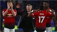 Solskjaer đã nói điều gì về Mourinho sau khi có chiến thắng tưng bừng?