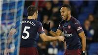 VIDEO Brighton 1-1 Arsenal: Aubameyang lập công, 'Pháo thủ' vẫn đánh rơi chiến thắng