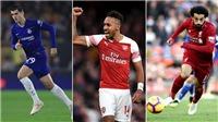 Salah của Liverpool và Aubameyang của Arsenal bỏ lỡ nhiều cơ hội bậc nhất Ngoại hạng Anh