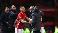 Luke Shaw bất ngờ muốn Mourinho nhận được sự tôn trọng ở MU
