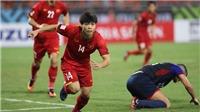 Video Công Phượng 'khuấy đảo' hàng phòng ngự rồi ghi bàn nâng tỷ số 2-0 cho Việt Nam
