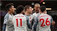 Video clip bàn thắng Bournemouth 0-4 Liverpool: Hat-trick cho Salah!