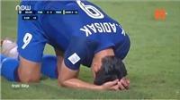 'Tội đồ' của Thái Lan bị ví với Messi vì đá hỏng quả 11m định mệnh trước Malaysia