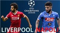 Link xem trực tiếp Liverpool vs Napoli (3h00, 12/12)