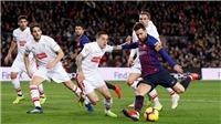 VIDEO Barca 3-0 Eibar: Suarez và Messi giúp Barca xây chắc ngôi đầu
