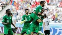 VTV5. VTV6. TRỰC TIẾP Saudi Arabia vs Qatar (23h00, 17/1): Khi hai đội chưa từng thủng lưới đối đầu nhau