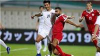Video Lebanon 4-1 Triều Tiên: CĐV Việt Nam nín thở chờ kết quả trận đấu