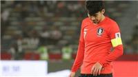 Son Heung Min chua chát thốt lên: 'Tôi đã hoàn toàn kiệt sức tại Asian Cup'