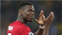Solskjaer: 'Với tôi, Pogba có thể trở thành đội trưởng của M.U'