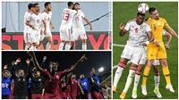 Bóng đá Tây Á hồi sinh mãnh liệt ở Asian Cup 2019