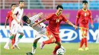 VIDEO: Xem lại trận Olympic Việt Nam từng đánh bại Olympic Iran 4-1 ở ASIAD 2014