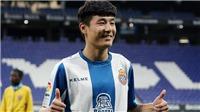 Tuyển thủ Trung Quốc gây sốt khi ra mắt Liga trong màu áo Espanyol