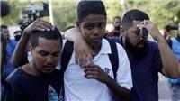 CẬP NHẬT sáng 9/2: 10 cầu thủ Brazil thiệt mạng. M.U hỏi mua sao trẻ Lyon 80 triệu euro
