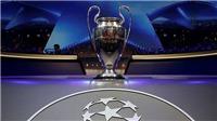 Kết quả lượt đi, Lịch thi đấu lượt về  vòng 1/8 Champions League mùa giải 2018/2019.