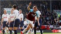 VIDEO bàn thắng Burnley 2-1 Tottenham: Harry Kane lập công, Spurs vẫn thua đau