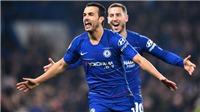 VIDEO Chelsea 2-0 Tottenham: Kepa dự bị, Chelsea hồi sinh, Spurs mất hy vọng đua vô địch
