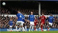 VIDEO Everton 0-0 Liverpool: The Kop mất ngôi đầu bảng vào tay Man City