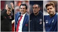Cuộc đua top 4 Premier League: Cơ hội của M.U, Chelsea, Arsenal và Tottenham ra sao?