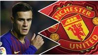 Vì sao Liverpool sẽ mất hàng chục triệu bảng nếu Coutinho tới MU?