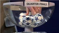 Kết quả bốc thăm tứ kết C1: MU gặp Barca, Juventus đụng Ajax