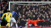 VIDEO Everton 2-0 Chelsea: Thày trò Sarri buông súng, rời xa top 4