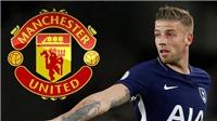 CẬP NHẬT tối 14/3: Tottenham sẵn sàng bán Alderweireld cho MU. Hazard nên từ chối Real
