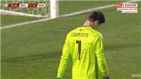 Courtois mắc sai lầm ngớ ngẩn, biếu không Nga bàn thắng ở vòng loại EURO 2020