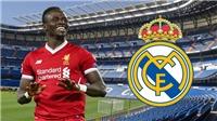 Real tham vọng chiêu mộ Mane: Zidane muốn, nhưng Liverpool không bán