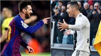 Messi thừa nhận nhớ Ronaldo, bị chấn thương và không đủ 100% thể lực khi đối đầu MU