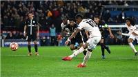 UEFA giải thích thế nào về quả penalty của M.U trước PSG?