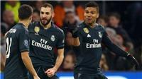Xem TRỰC TIẾP Real Madrid vs Ajax (3h00, 6/3) ở đâu?