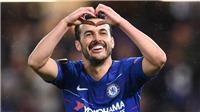 VIDEO Chelsea 3-0 Dynamo Kiev: Không cần Hazard, Chelsea vẫn thắng dễ