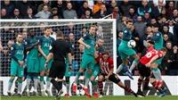 VIDEO Southampton 2-1 Tottenham: Kane lập công, Spurs vẫn bị lội ngược dòng