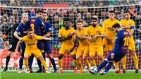 Link xem trực tiếp Barca vs Atletico Madrid (1h45, 7/4). Trực tiếp bóng đá
