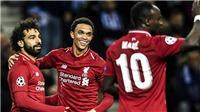 VIDEO Porto 1-4 Liverpool (1-6): Hủy diệt Porto, Liverpool sẵn sàng gặp Barca ở bán kết