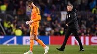 CẬP NHẬT tối 18/4: De Gea dằn vặt sau trận thua Barca. Van Dijk tiết lộ kế hoạch bắt chết Messi