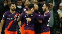 Link xem trực tiếp Man City vs Tottenham (2h00, 18/4)