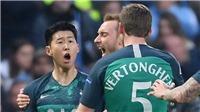 Man City 1-0 Tottenham (KT): Phục thù thành công, The Citizens trở lại ngôi đầu