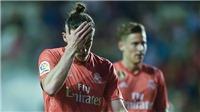 VIDEO Vallecano 1-0 Real Madrid: Đến đội bét bảng, Real Madrid cũng thua