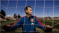 Đối thoại Sergio Busquets: 'Chẳng có gì đỉnh cao hơn việc đánh bại MU'