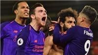 Klopp nói gì sau khi Liverpool vượt Man City, tái chiếm ngôi đầu Premier League?