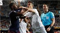 Maitland-Niles và 'người cũ' của Arsenal suýt choảng nhau nảy lửa ở bán kết Europa League
