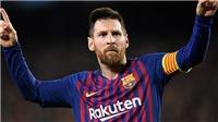 Barcelona 3-0 Liverpool: Thế giới này lại gọi vang tên anh, 'Messi Messiah'