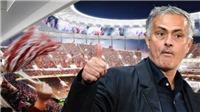 Roma đề nghị Mourinho hợp đồng 3 năm sau một cuộc họp bất ngờ