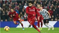Xem trực tiếp bóng đá Newcastle vs Liverpool (1h45, 5/5) ở đâu?